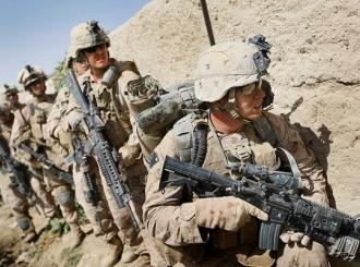 Pre roka se povuklo 10.000 vojnika iz Avganistana