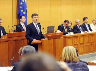 Nova hrvatska vlada položila zakletvu
