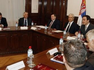Tadić s predstavnicima Srba iz regiona