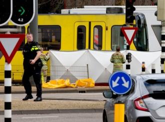 Broj mrtvih u napadu u Utrehtu porastao na tri