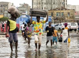 Ciklon u Mozambiku opustošio sve pred sobom