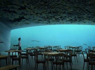 Norvežani dobijaju podvodni restoran