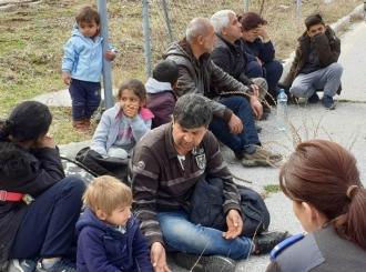 Pronađeno 10 migranata kod Trebinja u veoma teškom stanju