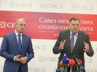 Dodik ponudio Borenoviću funkciju u Savjetu ministara