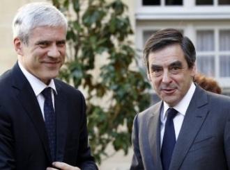 Tadić sa premijerom Francuske