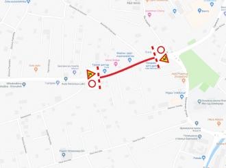 Zabrana saobraćaja u dijelu Ulice Stefana Dečanskog