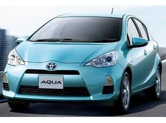 Toyota počela prodaju modela Aqua Hybrid