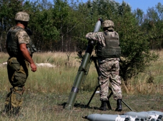 Ukrajinska vojska prekršila primirje nakon pet minuta