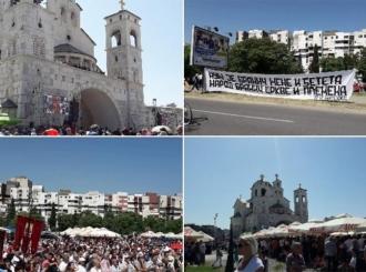 Odbijen zahtjev Mile Đukanovića, manastiri ostaju dio SPC