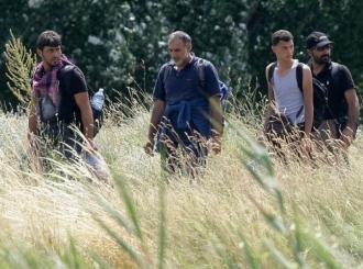 Blizu 500 migranata premješteno na Vučjak, povrijeđena četiri policajca