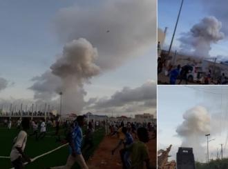 Krvavi pir u hotelu: Teroristi u Somaliji okupirali zgradu, ima mrtvih