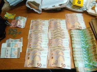 Uhapšenima za proizvodnju droge oduzeto oko 70.000 KM