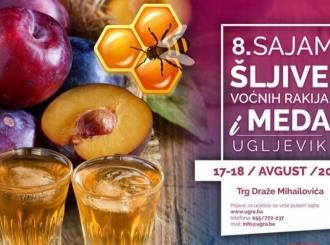 Ugljevik: U nedjelju Festival šljive, voćnih rakija i meda