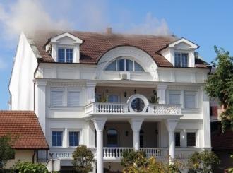 Požar na kući u centru Bijeljine, nema povrijeđenih