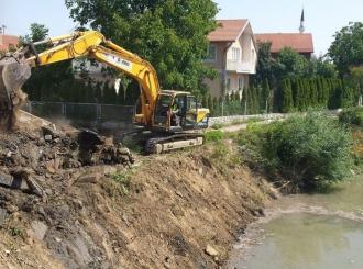 Kraj strahu od poplava - proširenje ušća Јanje u Drinu