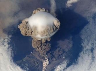 Erupcija najaktivnijeg vulkana u Japanu: Oblak pepela do 4000 metara