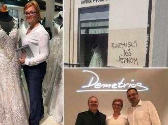 Angelina Novaković: Naporan rad se isplatio - Bijeljina je dobila salon vjenčanica evropskog ranga
