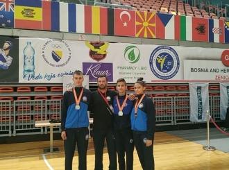 Taekwondo klub Sokol uspješan na dva turnira