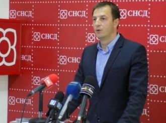 Ćorić: Gradski odbor SNSD Bijeljina stabilan i priprema strategiju za naredne lokalne izbore