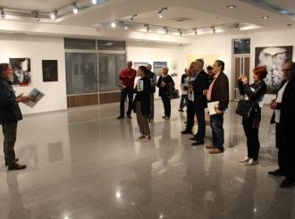 Djela sa ART Simpozijuma Jahorina u bijeljinskoj Galeriji