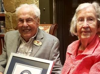 Rekord za Ginisa - najstariji bračni par zajedno ima 211 godina