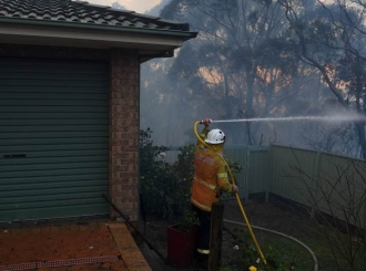 Vatrogasci spasili kuću i ostavili poruku izvinjenja jer su popili sve mleko