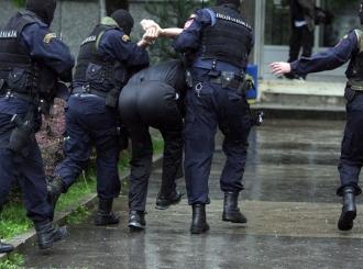 Uhapšen policijski službenik tokom akcije Merlin 2