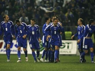 FIFA: BiH napredovala 12 pozicija na rang listi