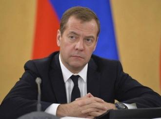 Medvedev podnio ostavku