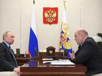 Putin predložio novog kandidata za premijera