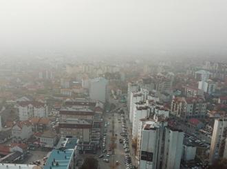 Bijeljina: Zagađenost vazduha i juče visoko iznad dozvoljenih vrijednosti