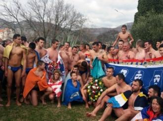 Plivanje za Časni krst širom Srpske, poznati prvi pobjednici