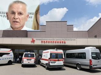 Načelnik klinike na UKC-u RS uhapšen zbog sumnje na obljubu nad pacijentom