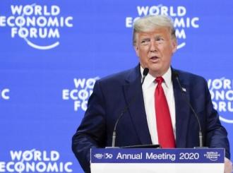 Svi u Davosu su čekali Trampov govor – obećao sadnju hiljadu milijardi stabala