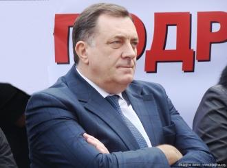 Dodik: Ne razgovaram sa Šarovićem o saradnji, već sa Mićićem