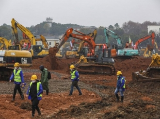 Kinezi će za pet dana izgraditi novu bolnicu zbog koronavirusa