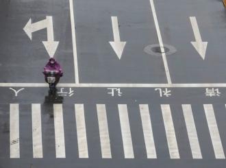 Virus se širi - Peking, grad duhova?