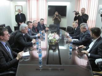 Višković i Mićić: Sinhronizovan rad republičke i lokalne vlasti za dalji razvoj Bijeljine