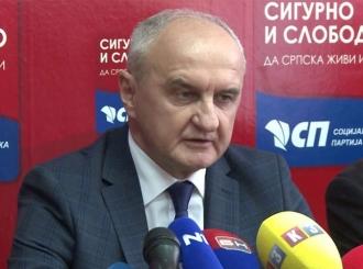 Vulić: Đokić za nekoliko dana odlazi sa pozicije ministra