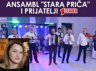 Humanitarni koncert za Sanju
