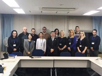 """Japan: JU """"Vode Srpske"""" u programu """"Jačanje kapaciteta za upravlјanje vanrednim situacijama"""" FOTO"""