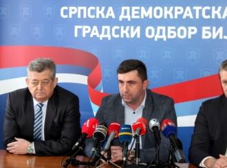 Ljubiša Petrović pojačao Klub SDS-a u Skupštini Bijeljine