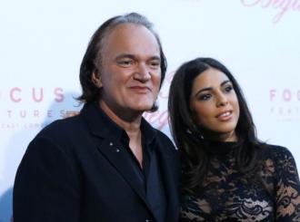 Tarantino prvi put otac u 57. godini