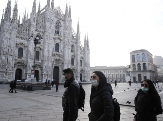 Četvrta žrtva u Italiji: Preminuo muškarac od korona virusa