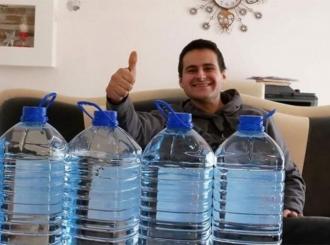 Mladić iz Fojnice dnevno popije i do 25 litara vode
