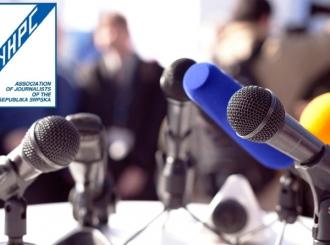UNRS poziva na profesionalno izvještavanje o virusu korona