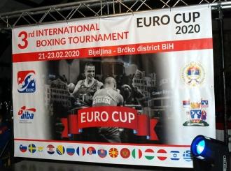 U Bijeljini održan treći Evropski kup u boksu