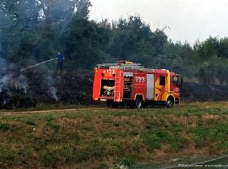 PU Bijeljina: Oprezno prilikom spaljivanja korova