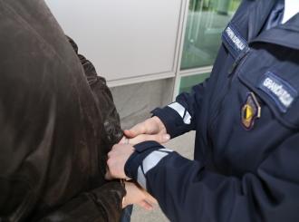 MGP Rača: Uhapšen po potrazi Opštinskog suda Tuzla
