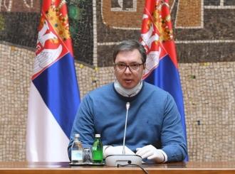 Vučić: Najteži dan za Evropu posle Drugog svetskog rata